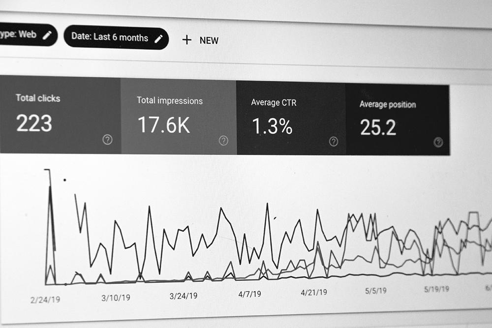 Google analytics SEO traffic